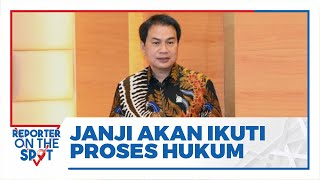 Digarap Dewas KPK, Azis Syamsuddin Janji Ikuti Proses Hukum