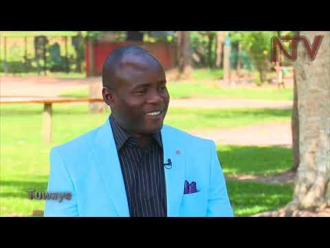 TUWAYE: Herman Kasozi annyumya engeri gyeyatandika bizinensi ya Nabugabo Sand Beach