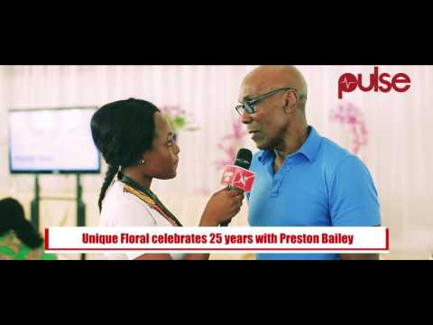 Video: Unique Floral celebrates 25 years with Preston Bailey