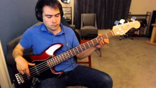 Homebrew (311) bass cover