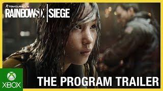 Rainbow Six Siege: The Program Trailer - SIx Invitational 2020   Ubisoft [NA]