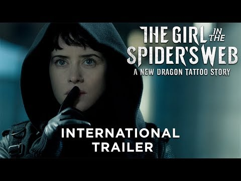 The Girl in the Spider's Web (International Trailer 2)