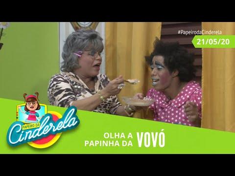 PAPEIRO DA CINDERELA - Exibido quinta-feira 21/05/20