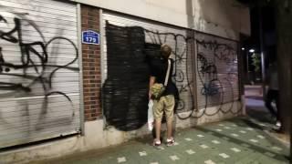 UTAH & ETHER X CAP ADAPTERS 5 - Sleepless In Seoul - Graffiti Film