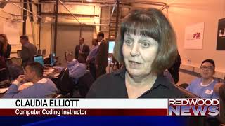 Redwood News – Pelican Bay State Prison Inmates learn Computer Coding