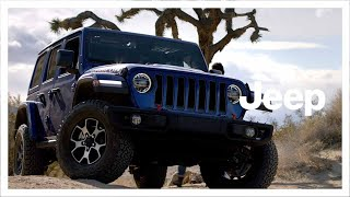 [오피셜] Jeep® Wrangler | Features