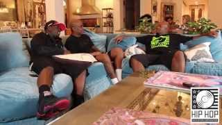 "Damon Dash ""Handling Defeat"" Andre Berto (2-Time Welterweight Champion)"