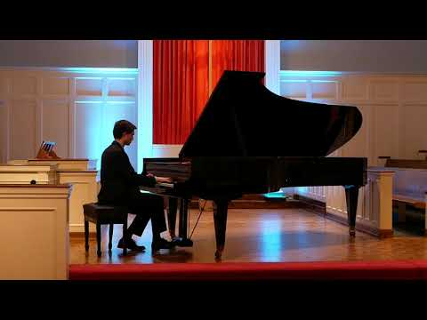 Always love a bit of Rachmaninoff!  This is me playing Rachmaninoff's B-flat major prelude op. 23 no. 2.