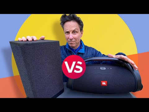 External Review Video KZk6MhJpr50 for JBL Boombox 2 Wireless Speaker