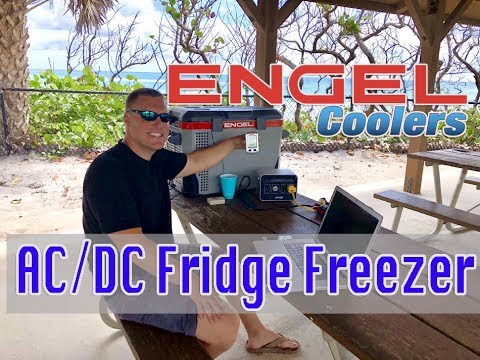 Portable Refrigerator, Engel Fridge Freezer Review, Compressor Mini Fridge, For Cars, Trucks, Boats