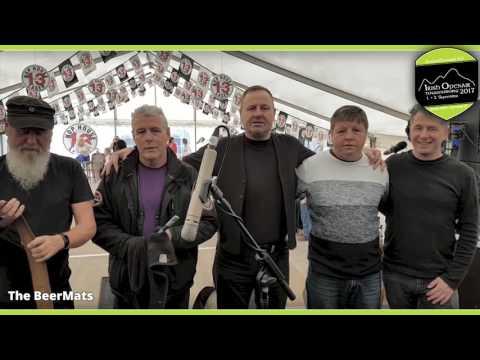 The BeerMats freuen sich aufs Irish Openair Toggenburg 2017