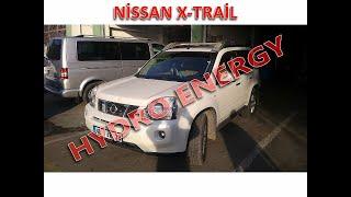 Nissan X-Trail hidrojen yakıt sistem montajı
