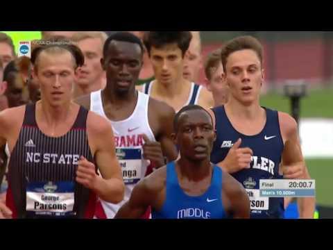 NCAA Men's 10K