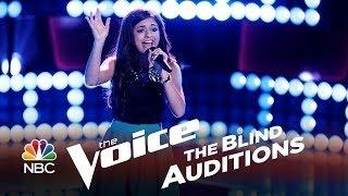 """The Voice 2014 - Bryana Salaz: """"Problem"""""""