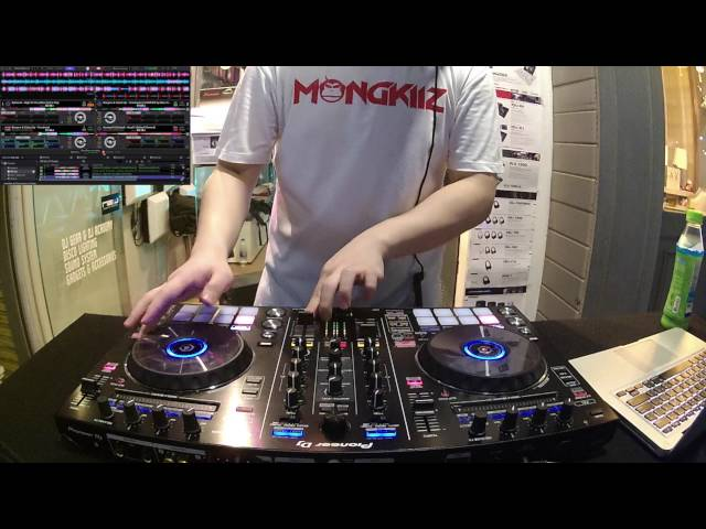 Pioneer DDJ-RR Mini mix by Mongkiiz