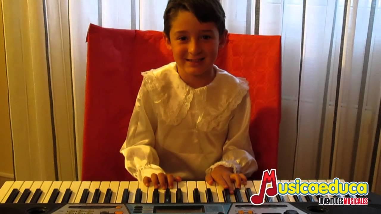 El trono del rey - Mi Teclado 2 - Musicaeduca Juventudes Musicales de Alcalá