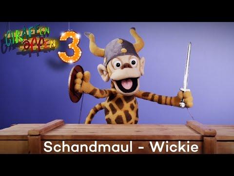 Giraffenaffen 3: Schandmaul - Wickie