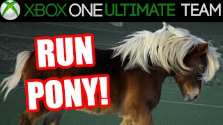Madden 15 - Madden 15 Ultimate Team -  THE RUN PONY! | MUT 15 Xbox One Gameplay