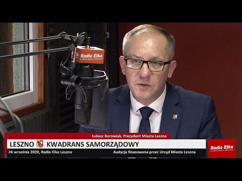 Wideo1: Leszno Kwadrans Samorządowy, 24 września 2020