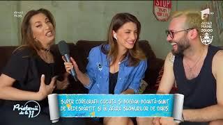 Ce fac în viața de zi cu zi Cocuța și Bogdan Boantă