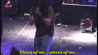 Fates Warning - Pieces of me - with lyrics