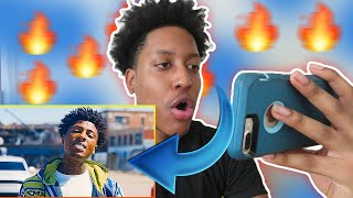 NBA YoungBoy ft. Lil Baby Official Music Video REACTION