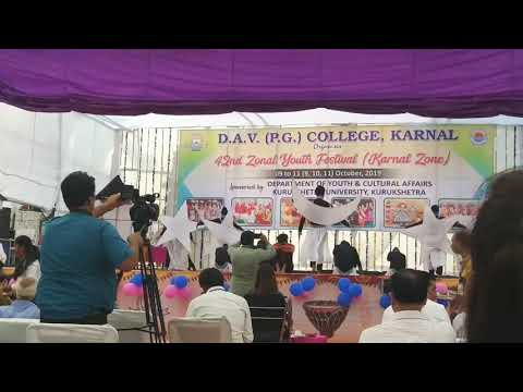 University comption || Zonal and Inter Zonal || Spon. By K.U.K || S.D.PG Collage || PANIPAT ||Team
