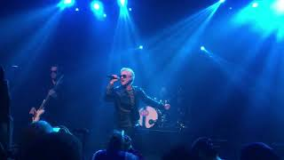 Stone Temple Pilots Observatory North Park San Diego, CA March 2018