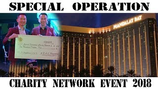 Special Operation Charity Network Event 2018