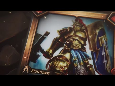 Warhammer Age of Sigmar: Champions - Launch Trailer