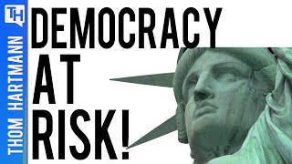 Worldwide Democracy is Now at Stake (w/ Julio Rivera)