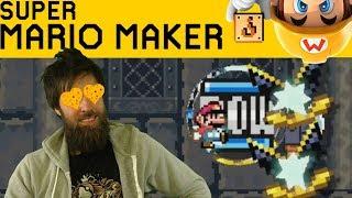 Let's Break This Game in Half // SUPER EXPERT NO SKIP [#33] [SUPER MARIO MAKER]