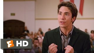 Accepted (10/10) Movie CLIP - Bartleby's Speech (2006) HD