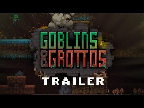 Goblins & Grottos Trailer thumbnail
