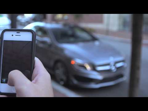 2014 CLA-Class Press Drive -- Mercedes-Benz