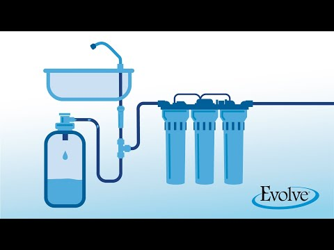 If you're concerned about the quality of water you drink everyday, check out this video to learn how a reverse osmosis system will help ease your mind.