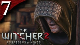 Let's Play The Witcher 2 [BLIND] - Part 7 - The Blind Monk [Enhanced Edition]