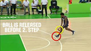 FIBA Rule Changes - Travelling and the '0' Step | Kholo.pk