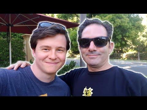 Meeting Jeff Kaplan & Visiting Overwatch HQ