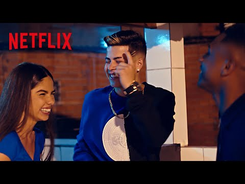 Segunda temporada confirmada | Sintonia | Netflix