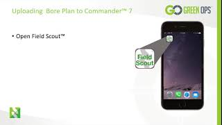 Field Scout Lesson 3 - Uploading plan to Commander 7 Display