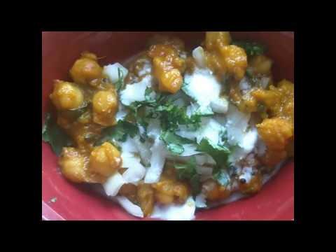Sambhar powder Channa Masala/ Chole (Chickpeas) Recipe