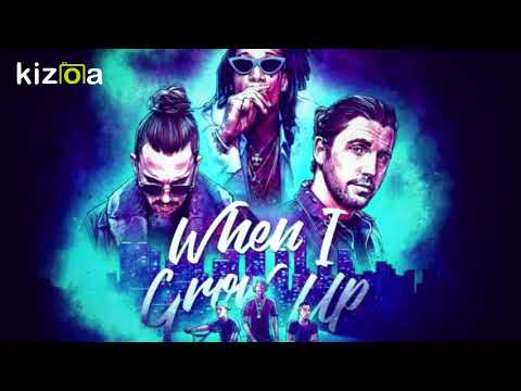 Dimitri Vegas & Like Mike Ft. Wiz Khalifa  - When I Grow Up  ( Festival Mix ) ( 1 Hour Music ) Mp3