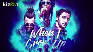 Dimitri Vegas & Like Mike Ft. Wiz Khalifa    When I Grow Up  ( Festival Mix ) ( 1 Hour Music )