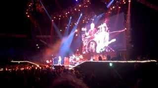 Aerosmith - Freedom Fighter 30.05.2014. Hartwall Areena, Helsinki, Finland