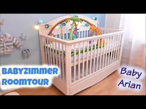 BABYZIMMER ROOMTOUR | 3 Monate Baby | EINRICHTUNG | OlasWorld