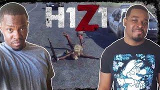 BLACK LIVES MATTER!! - H1Z1 Battle Royale Gameplay