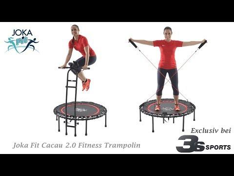 Joka Fit Cacau 2.0 Fitness Trampolin