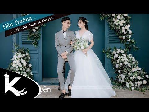 Hậu trường chụp ảnh cưới đẳng cấp WonderLand Hải Phòng || Sơn & Quyên || Kalla Wedding Studio