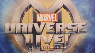 Marvel Universe LIVE! Red Carpet Premiere